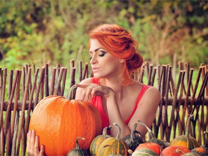 pumpkins and hair health