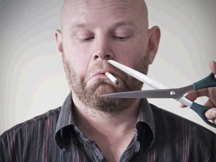 connection between smoking and hair loss