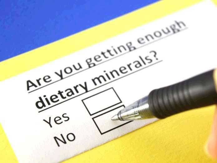 mineral deficiencies and hair loss