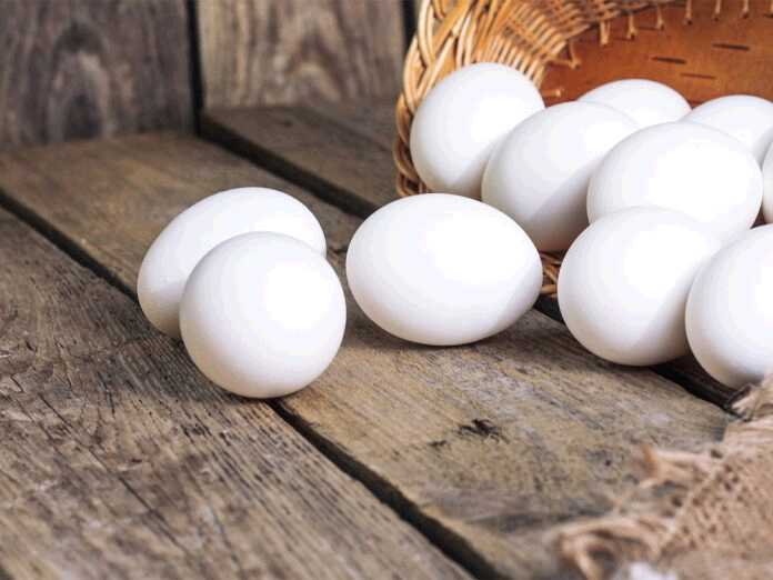 egg whites repair damaged hair