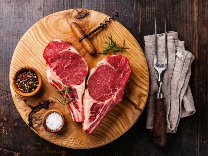 red meat and hair loss